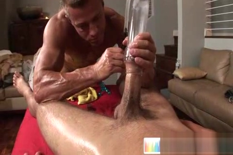 Spencer Fox gets a massage Nsa casual hookup