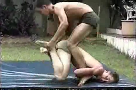 Mark vs Jeff PART 2 Amateur milf gangbang