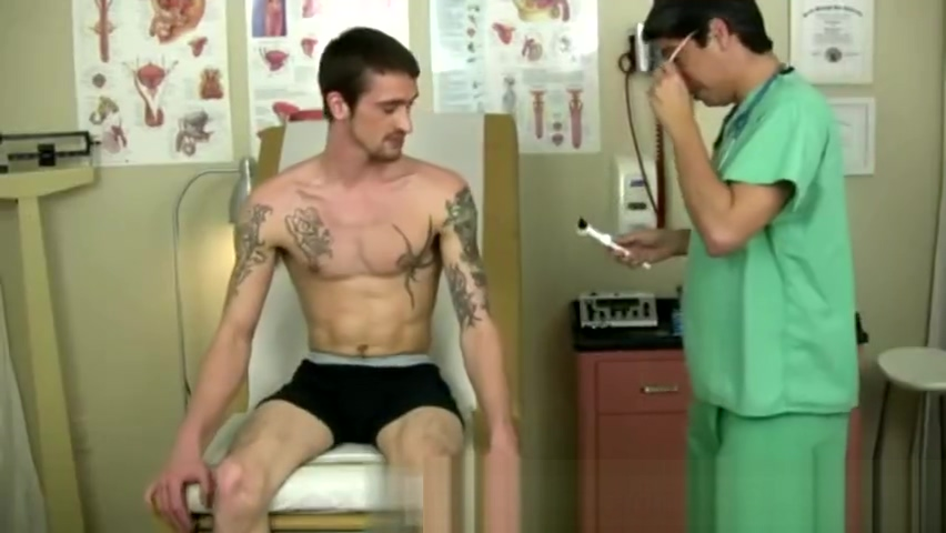 Naked gay twinks get school physical exams Rachel starr gets fucked