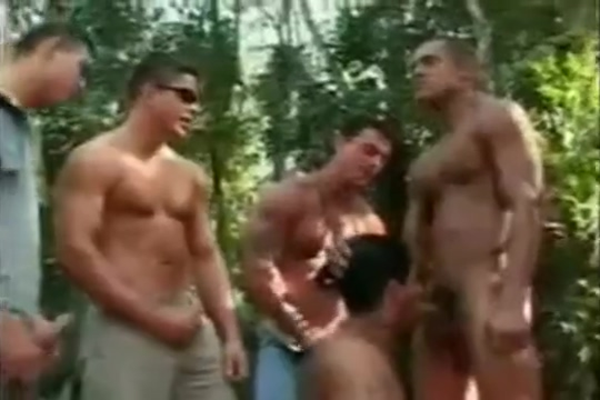 Orgy in the forest Free nude movie stars