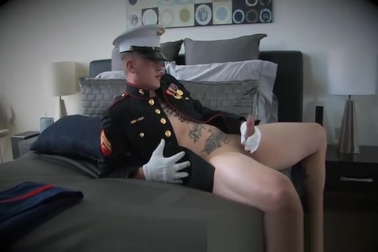 military jerkoff jack off on my pantys