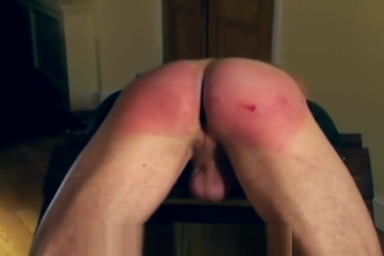 Spanked hard for loosing jonathan ross boob feel