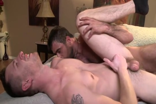 Mike and Travis fuck Shy girl returns to be dominated