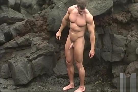 Von shows off mike foster bathroom porn videos