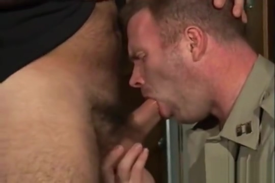 Officer Downlow Lucky guy lick twins