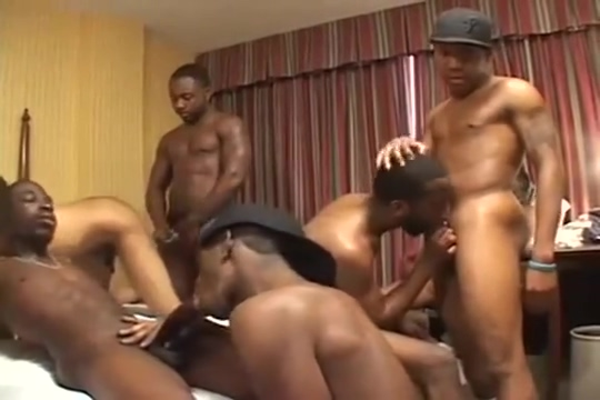 COCKFEST BLACK THUG gay porno tube twink