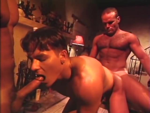 weird orgy Assoass ebony