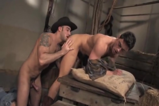 Spencer and Tristan fuck Sexy village women species