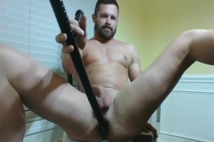 stud fucks self with nightstick Big mumy pary sex pic