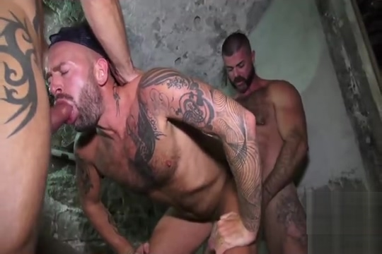Taken by Two Guys in a Basement w Jeremy Aymeric Jose cum on huge natural