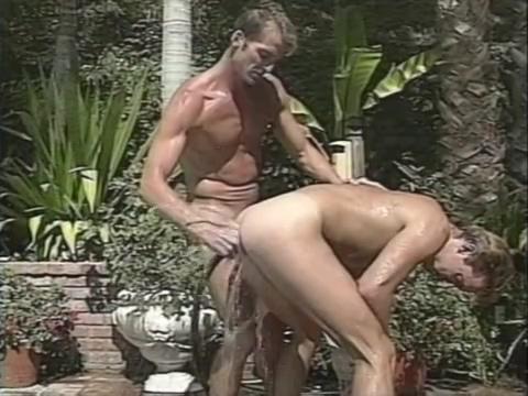 garden hose enema real gay anal sex