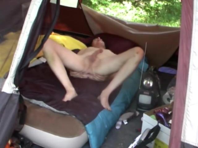 Naked tent masturbation by Mark Heffron Senior swinger couples