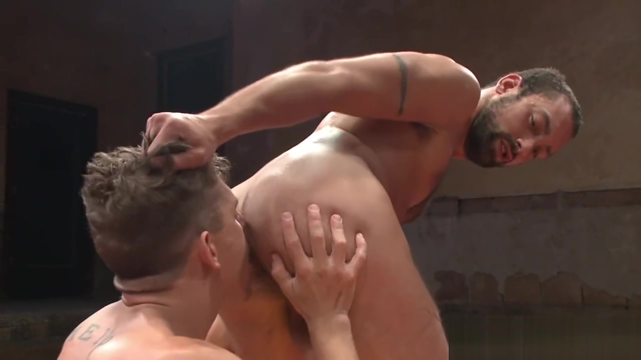 Muscular hunk gets dicksucked by sub stud Clip free long playing porn video