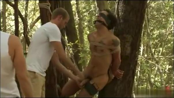 Hot gay bound and cumshot sharing paris porn videos