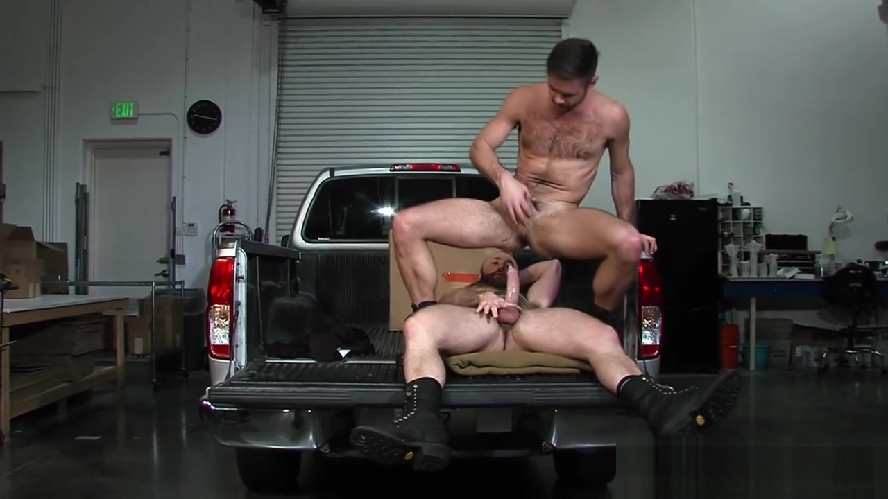 Buff bear banged in truck asian naked in public