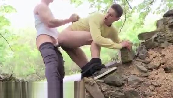 Fat gay man nude outdoor xxx Outdoor Anal Sex On The Bike Trails Dick cooper jujistu