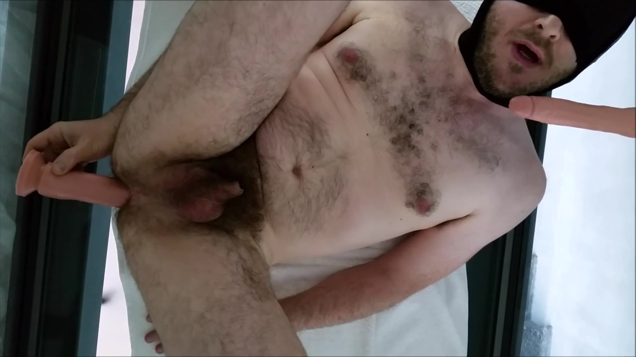 Both holes filled for straight guy - ass fuck, ass to mouth, anal gaping #3 Free brazilian xxx movies