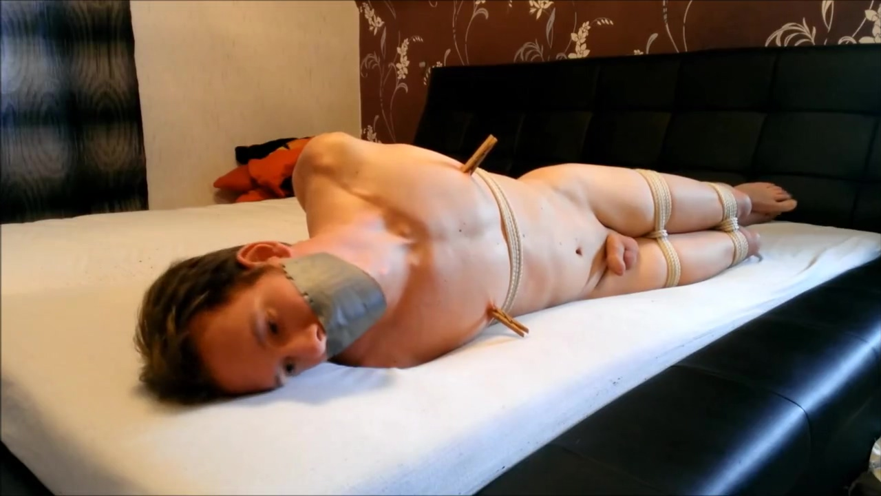 WSBP - Nacked Guy Tied and Gagged on the Bed! (Full Version) julie tawney compilation pornhub is the ultimate porn and sex site