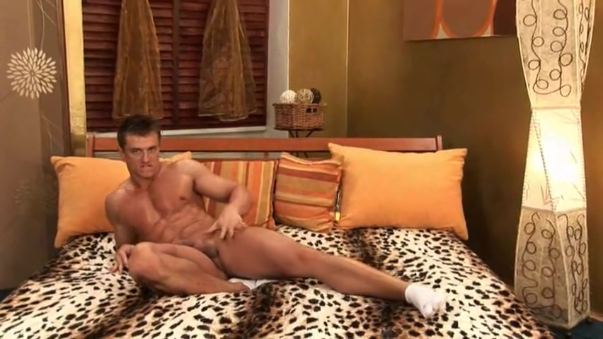 Alex Binsky loves showing his pink hole part 2 Model sex usa