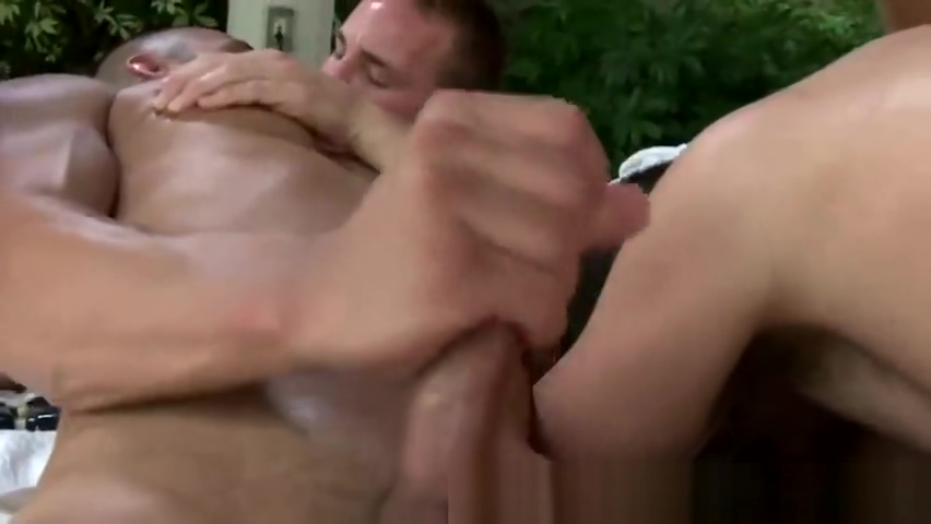 Straight guy orgy for anal lovers by their poolside eurotic tv exclusive show
