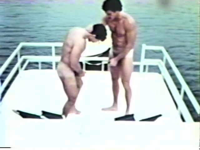 Vintage footage of guys fucking on a boat - Blue Vanities Sunny leone sexy photos and videos