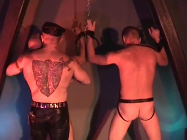 Studs Have Fun With Light Bondage - Factory Video Thmil Sex Video Down