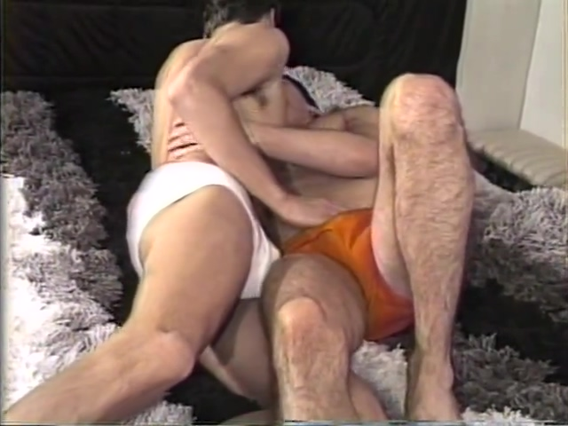 Guy helps his friend loosen up - Time Warp to the 80s Free premium sex videos