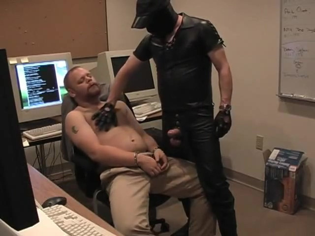 Wankerman: The Legend Of Rons Burgundy Shaft - Pig Daddy Productions Uncle blowjob