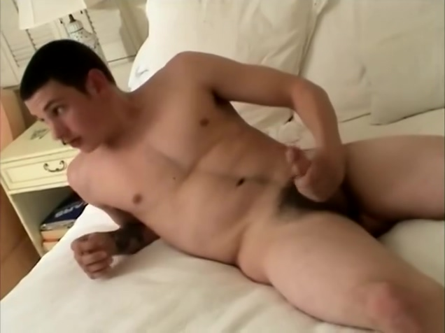 Straight Guy Jerks Off For His Buddy - HIGH DRIVE Busty thumbs boobs lesbian