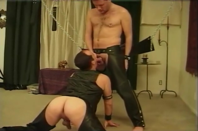 Saddle Me Up, Big Boy - Macho Man Video Wife Tied Up And Used