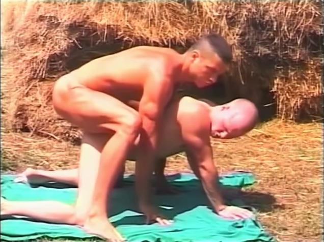Sweaty Lumberjacks Work Their Wood! - Julia Reaves naked and fit women