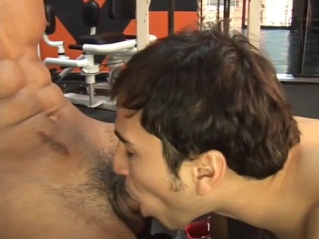 Burning calories - Bareback Men Happy ending porn massage