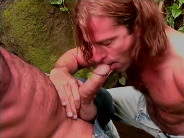 Outdoor Blowjob - Macho Man Video Badjojo pantyhose blowjobs