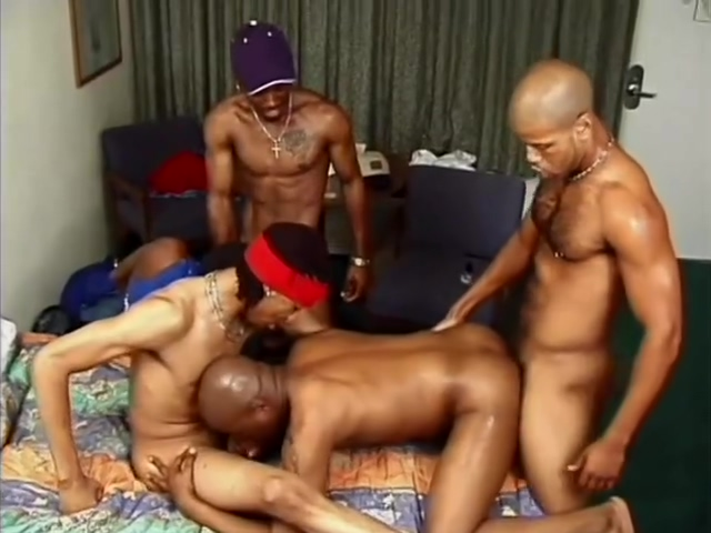 All black gangbang - Inferno Hot Lesbians Have A Naughty Threesome