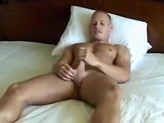 Blonde Jock masturbates for audition guy pays black girl for blowjob in car