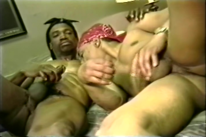 Ripped ghetto thugs 69ing Video husband begs black intruder not to ass fuck wife
