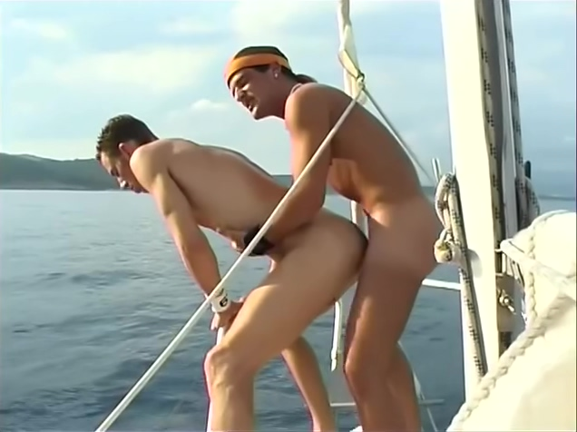 Butt fucking on a boat - Foerster Media denmark nude reality show