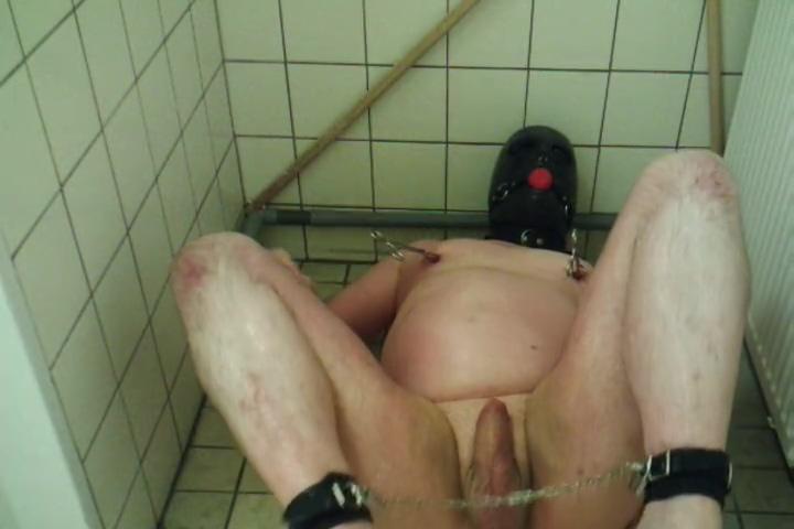 milk enema slave Gerard Semen like fluid from anus