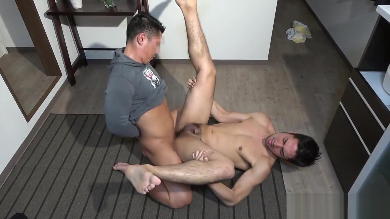 Japanese handsome man sex Dick size