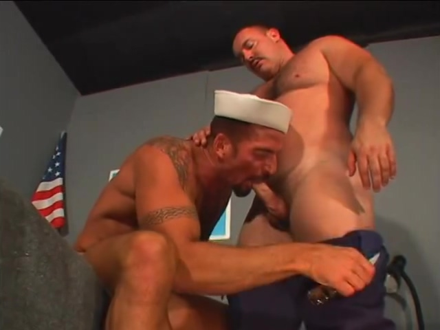 Bears Love The Navy - Pacific Sun Entertainment Filled hairy pussy sperm
