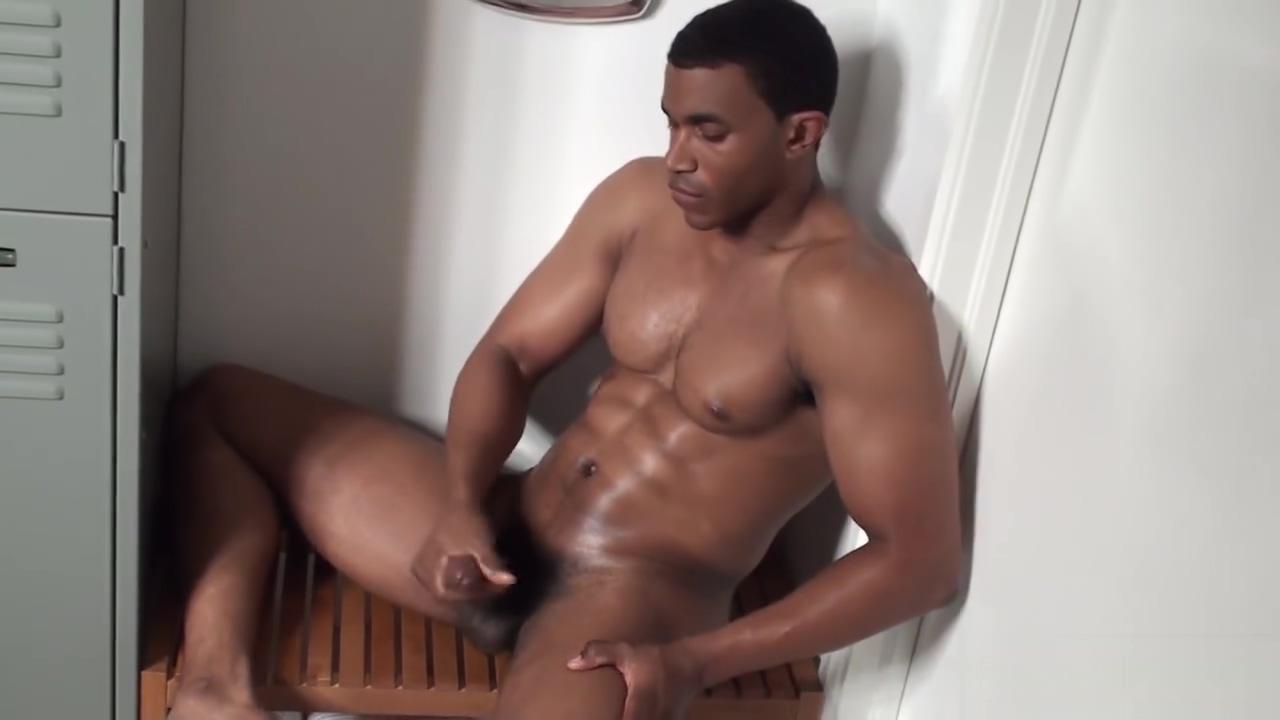 James Hung Strokes Big Cock At Gym Japanese nice tits