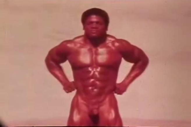Mr. MuscleMan - Tony Pearson xxx s m videos
