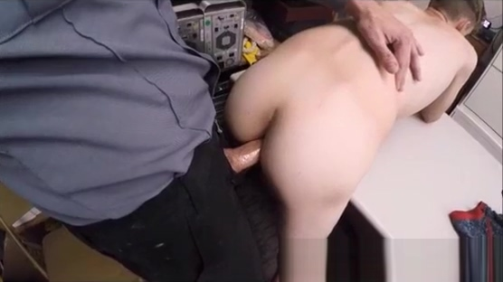 Rugged man in uniform bareback a Criminal Twink Tanya ramirez porn