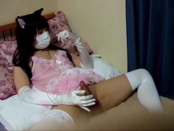 Amatuer JCD Baby Doll CD nice cumshot non nude teen slut