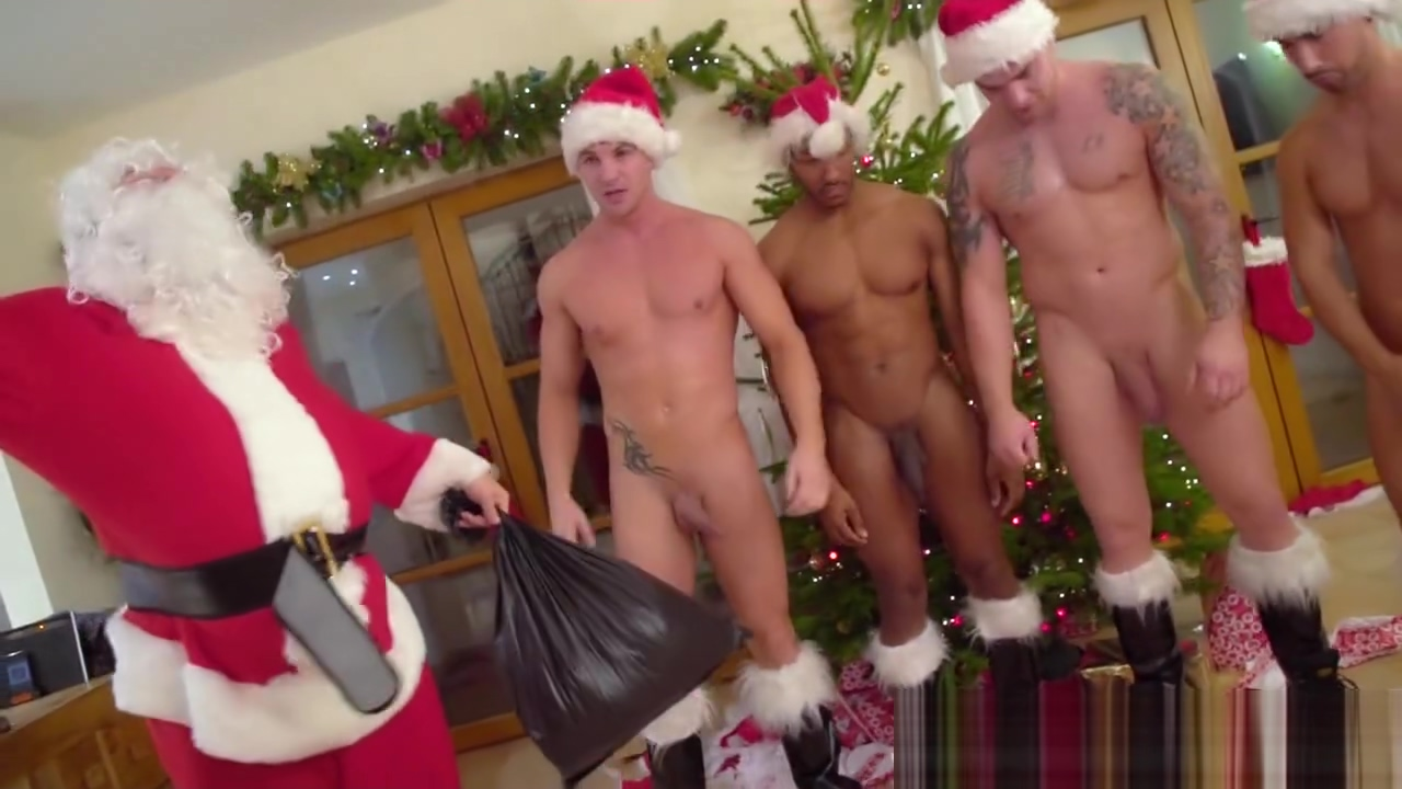 HMB - Xmas Fun kayla carrera cumshot compilation