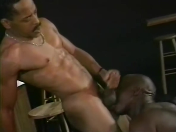 Bobby Blake Vs Gene Lamar Getting into bondage