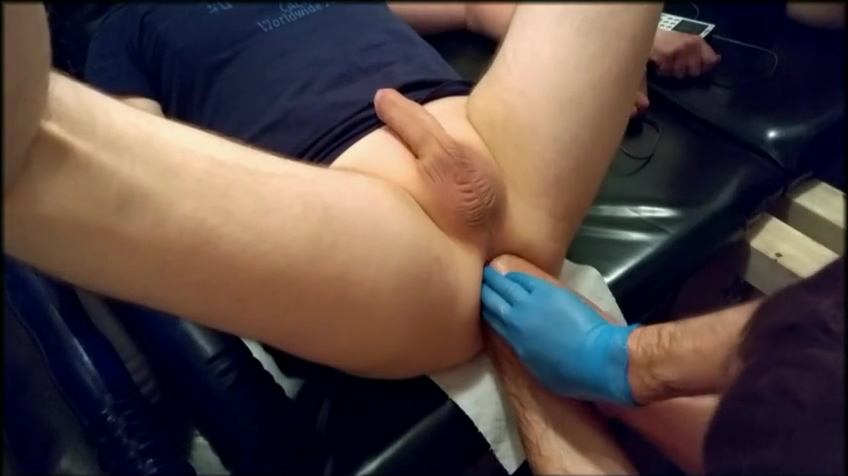 Deep Training with thick long Dildo plus Hand my my black wild hot