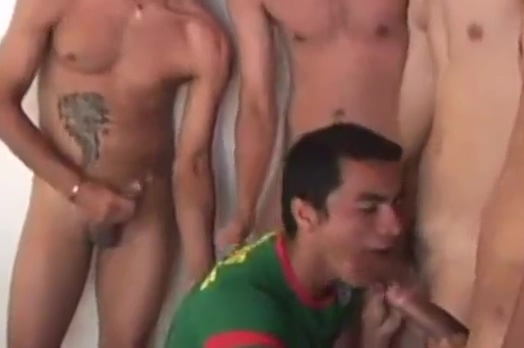 INTERRACIAL GAY BRAZILIAN HOT GANGBANG Huge tits big ass pics