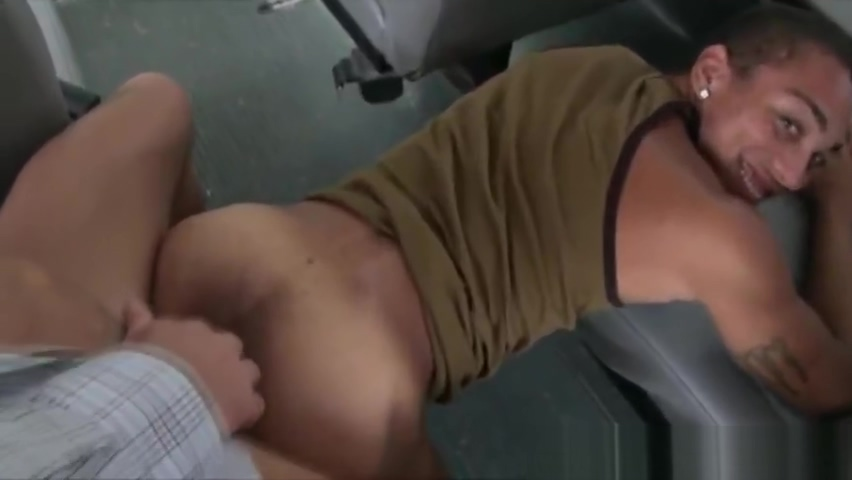 Gay jock gets his ass stuffed whille on the bus to work Pimp joi