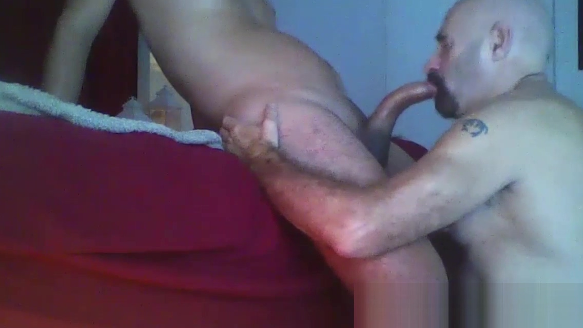 DEEPTHROAT BIG COCK CLIENT MASSAGE by Nudemassage Strapon les ass fisted